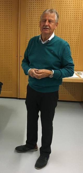Pflanzendoktor Rainer Berling